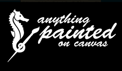Anything Painted on Canvas