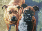 Large Custom Oil Paintings 24x30 - 30x40