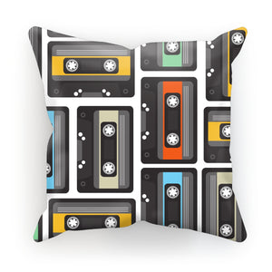 Cassette Mix Cushion