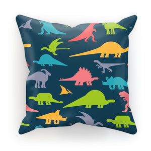 Kids Dino Shapes Cushion