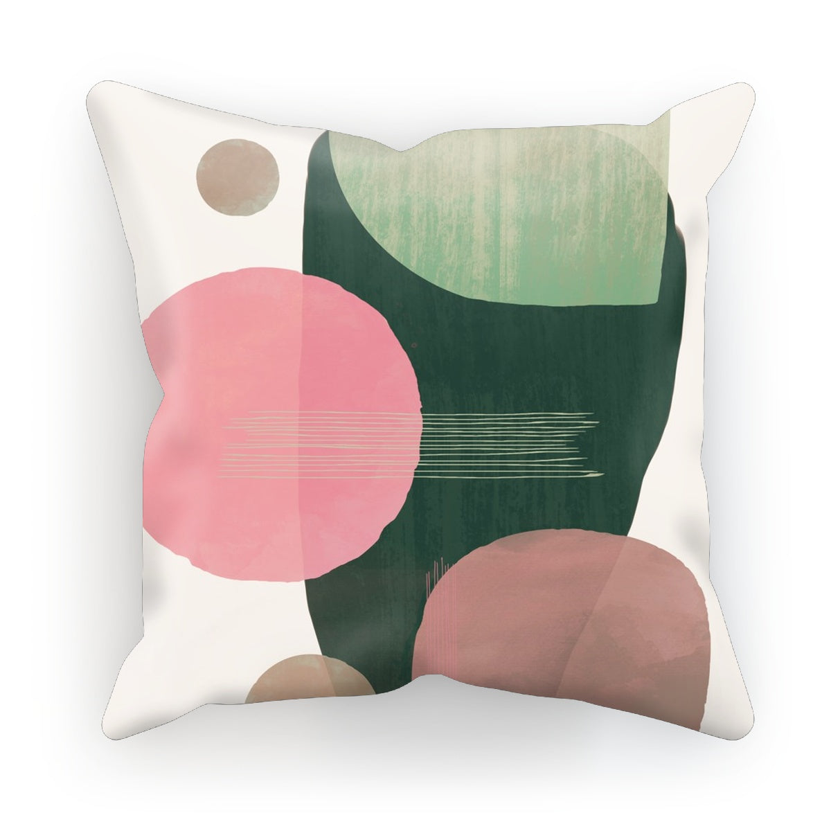 Oceana Green Cushion