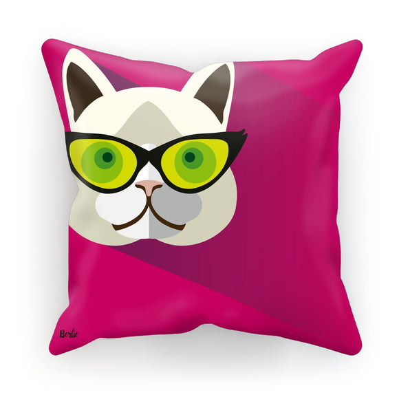 Bernie Cat Cushion