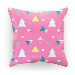 Pink Forest Cushion