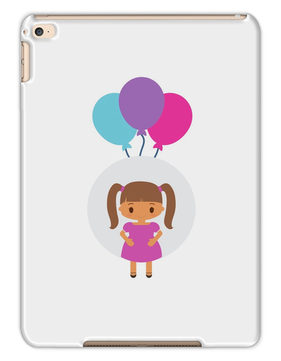 Happy Girl Tablet Cases