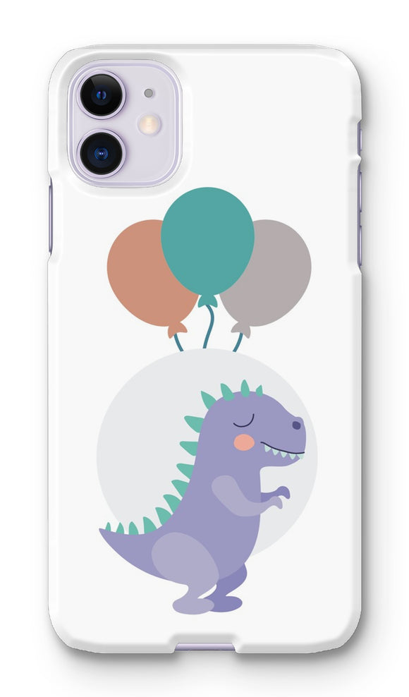 Cute Dino Phone Case