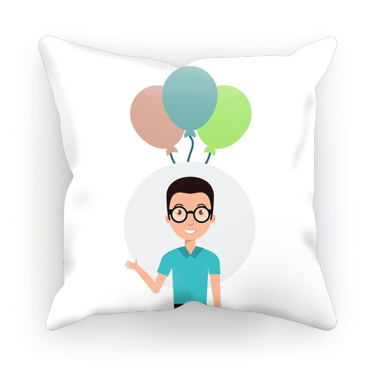 Happy Boy Cushion