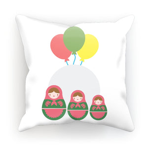 Matryoshka Dolls Cushion