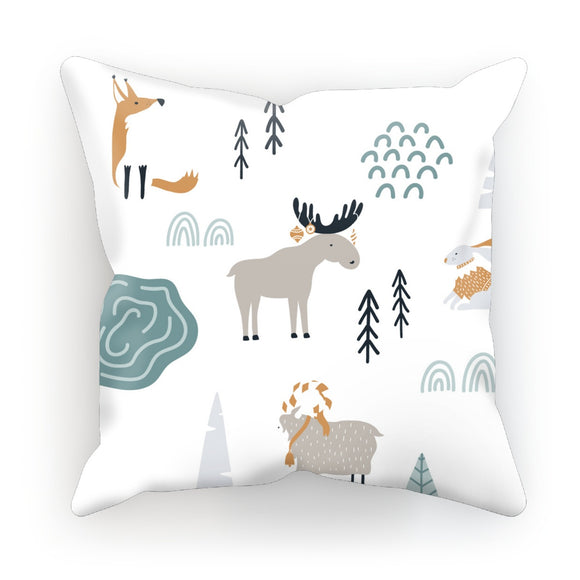 Nordic Forest Cushion