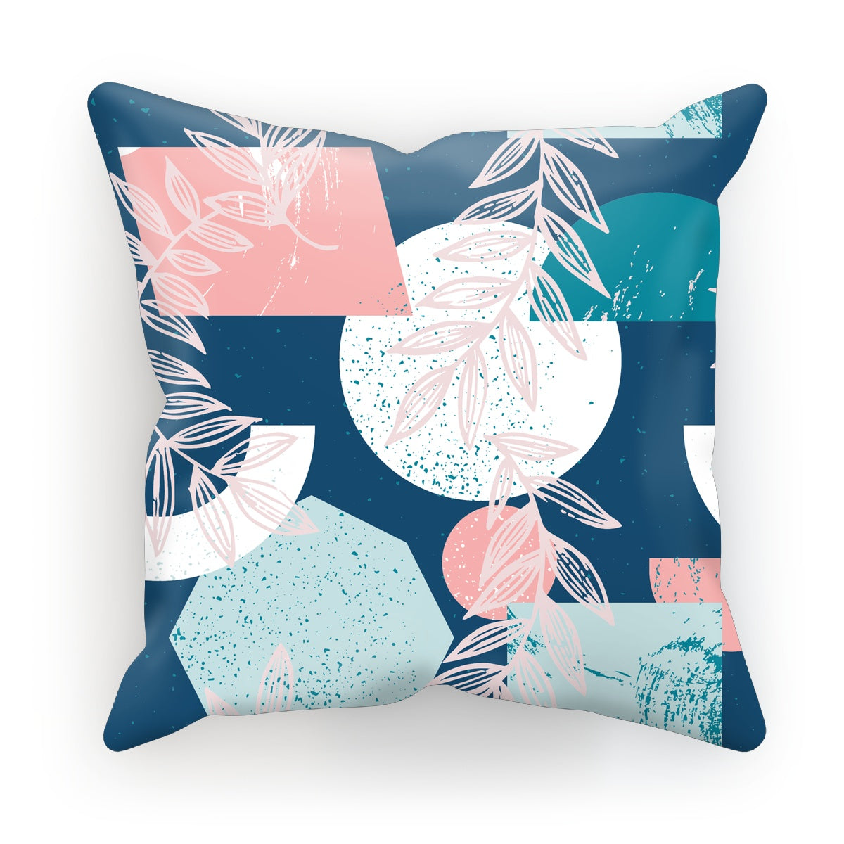 Boho Blues Cushion