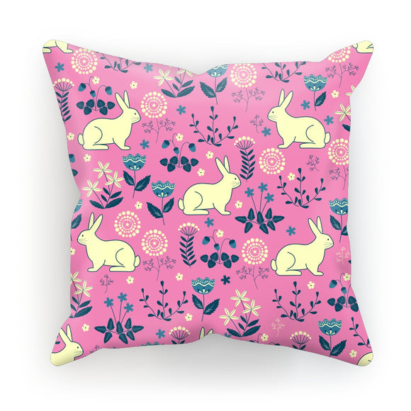 Lemon Bunny  Cushion