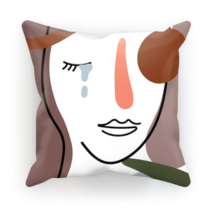 Mona Portrait Cushion