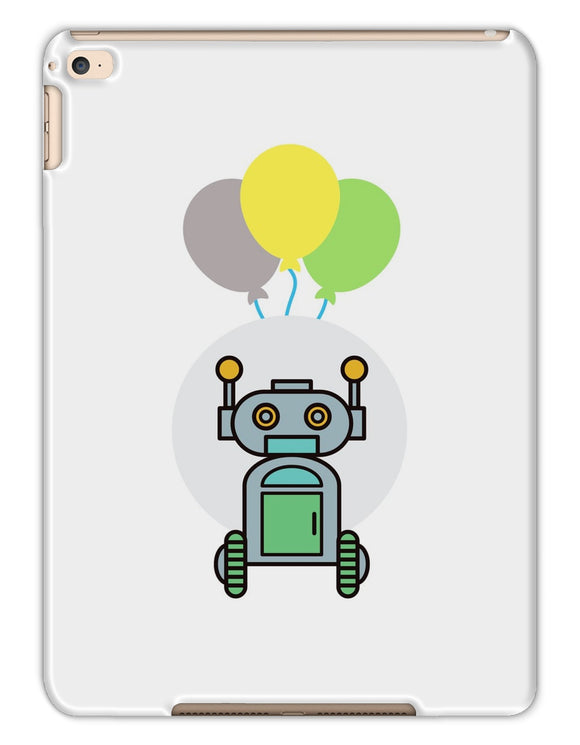 Green Robot Tablet Cases