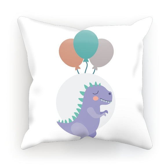 Cute Dino Cushion