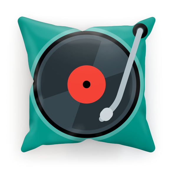Record Deck 2 Cushion