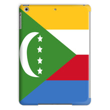 Flag Of Comoros Tablet Case Phone & Cases Flagdesignproducts.com