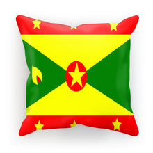 Flag Of Grenada Cushion Homeware Flagdesignproducts.com