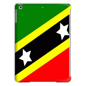 Flag Of Saint Kitts & Nevis Tablet Case Phone Cases Flagdesignproducts.com