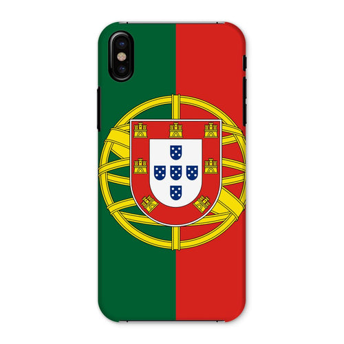 Basic Portugal Flag Phone Case & Tablet Cases Flagdesignproducts.com
