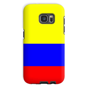 Flag Of Colombia Phone Case & Tablet Cases Flagdesignproducts.com