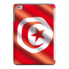 Waving Tunisia Flag Tablet Case Phone & Cases Flagdesignproducts.com