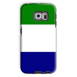 Flag Of Sierra Leone Phone Case & Tablet Cases Flagdesignproducts.com