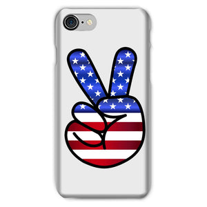 America Fingers Flag Phone Case & Tablet Cases Flagdesignproducts.com