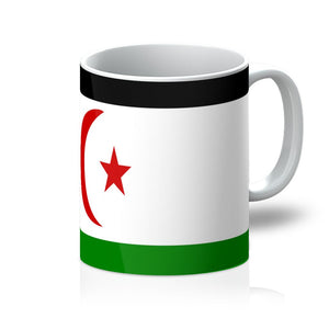 Flag Of Western Sahara Mug Homeware Flagdesignproducts.com