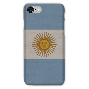 Argentina Stone Wall Flag Phone Case & Tablet Cases Flagdesignproducts.com