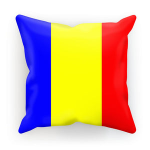 Flag Of Chad Cushion Homeware Flagdesignproducts.com