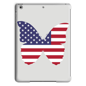 Usa Flag Butterfly Tablet Case Phone & Cases Flagdesignproducts.com