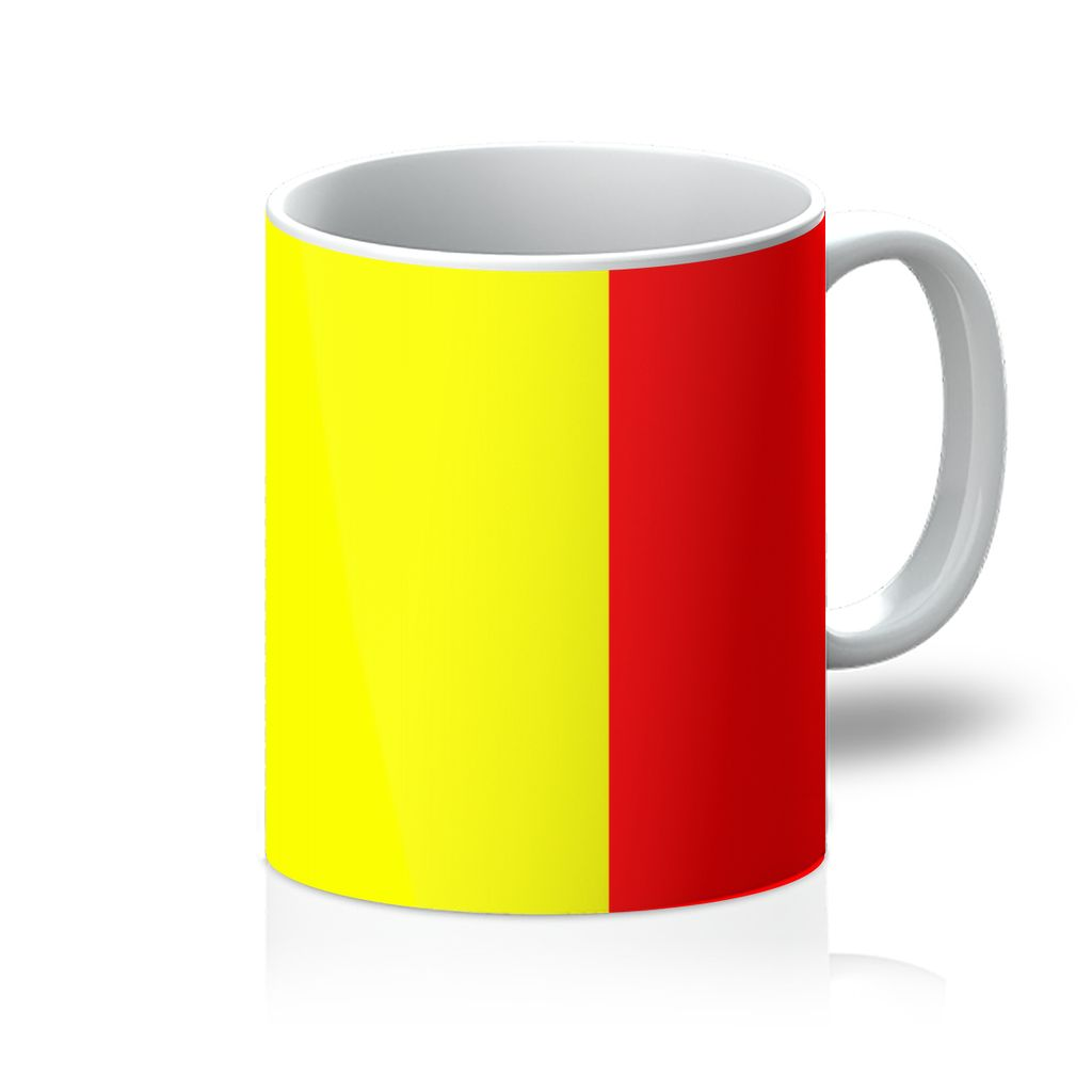 Flag Of Chad Mug Homeware Flagdesignproducts.com