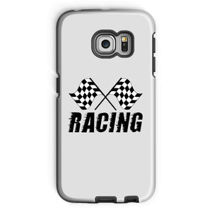 Racing Rally Flags Phone Case & Tablet Cases Flagdesignproducts.com