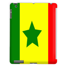 Flag Of Senegal Tablet Case Phone & Cases Flagdesignproducts.com
