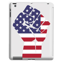 America First Hand Flag Tablet Case Phone & Cases Flagdesignproducts.com
