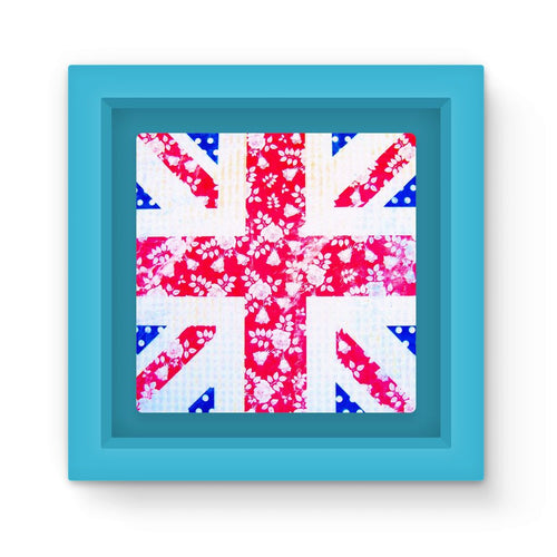 Bling Bling United Kindom Magnet Frame Homeware Flagdesignproducts.com