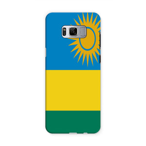 Flag Of Rwanda Phone Case & Tablet Cases Flagdesignproducts.com