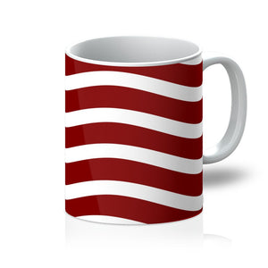 Waving Usa Flag Mug Homeware Flagdesignproducts.com