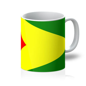 Flag Of Guyana Mug Homeware Flagdesignproducts.com