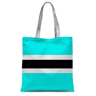 Flag of Botswana Sublimation Tote Bag - FlagDesignProducts