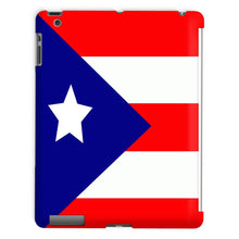 Flag Of Puerto Rico Tablet Case Phone & Cases Flagdesignproducts.com
