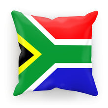 Flag Of South Africa Cushion Homeware Flagdesignproducts.com