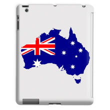 Australia Continent Flag Tablet Case Phone & Cases Flagdesignproducts.com