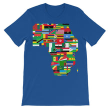 Africa countries flag Kids' T-Shirt