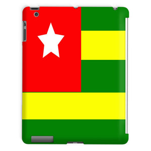 Flag Of Togo Tablet Case Phone & Cases Flagdesignproducts.com