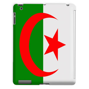 Flag Of Algeria Tablet Case Phone & Cases Flagdesignproducts.com