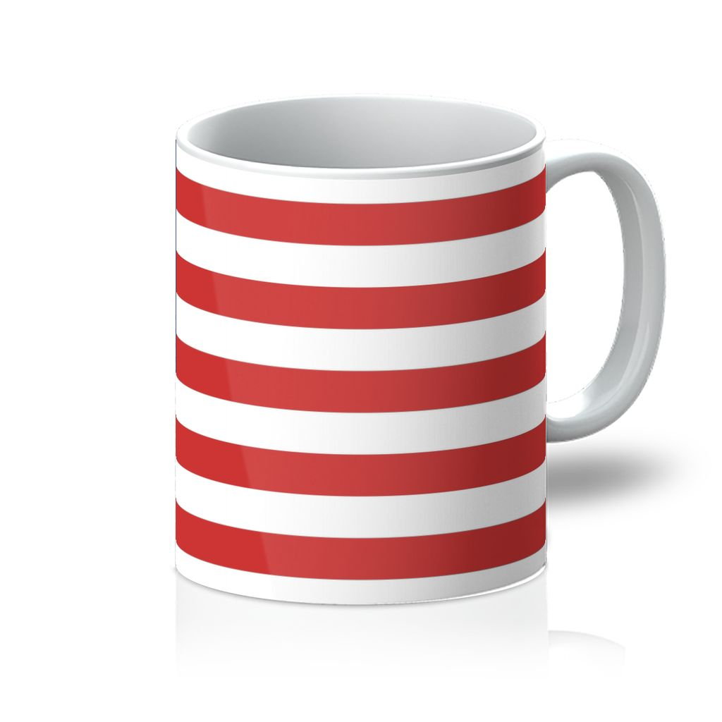 Basic America Flag Mug Homeware Flagdesignproducts.com