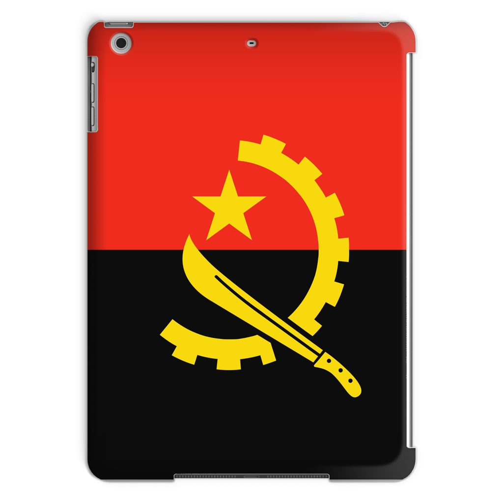 Angola Flag Tablet Case Phone & Cases Flagdesignproducts.com