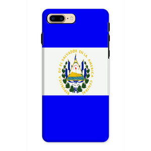 Flag Of El Salvador Phone Case & Tablet Cases Flagdesignproducts.com