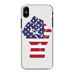 America First Hand Flag Phone Case & Tablet Cases Flagdesignproducts.com