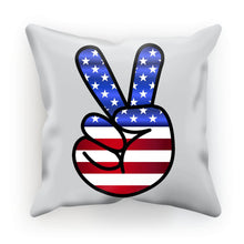America Fingers Flag Cushion Homeware Flagdesignproducts.com